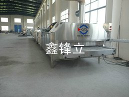 Liquid nitrogen quick freezer