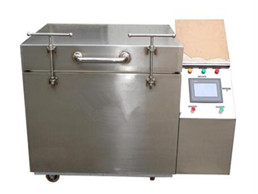 Liquid nitrogen box cryogenic t